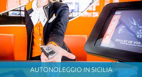 Car rental in Sicily