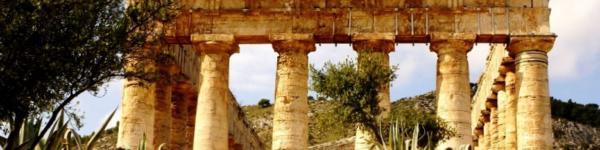 Tempio Grande, Parco Archeologico di Segesta