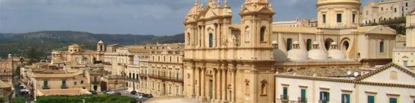noto cathedral scent of sicily
