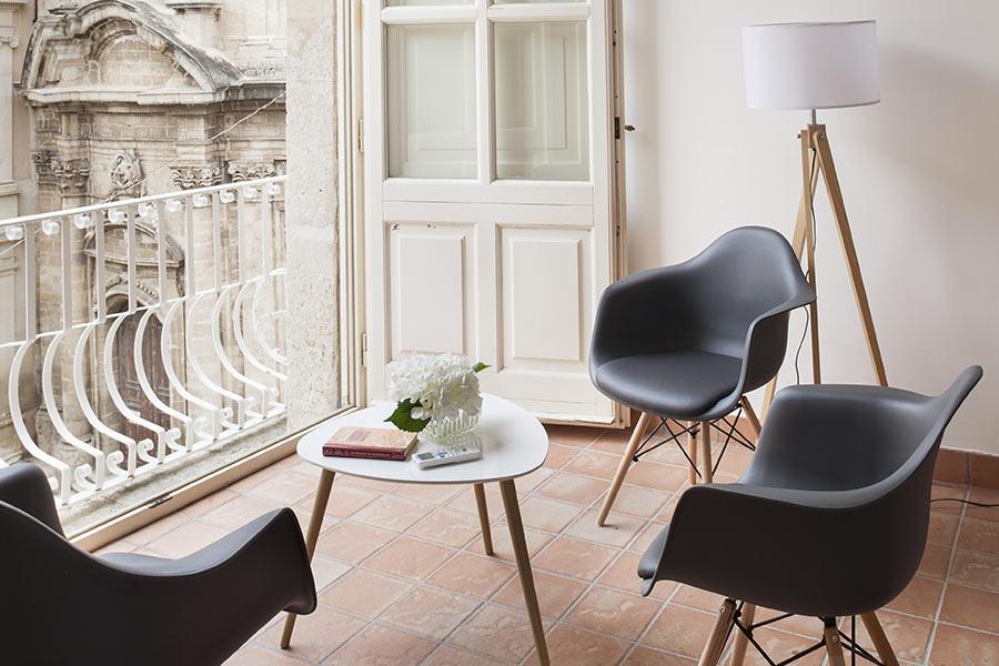 Appartamento Baroque in affitto per le vacanze a Ortigia