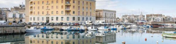 Ortigia vista dal porto